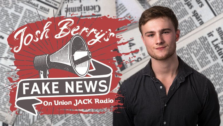 PODCAST: Josh Berry's Fake News