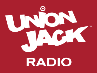 Union JACK Radio 320x240 Logo