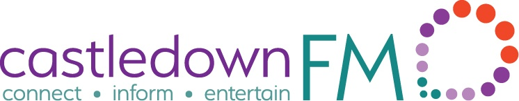 Castledown FM 86x48 Logo