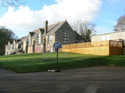 Vandals target Kewaigue School