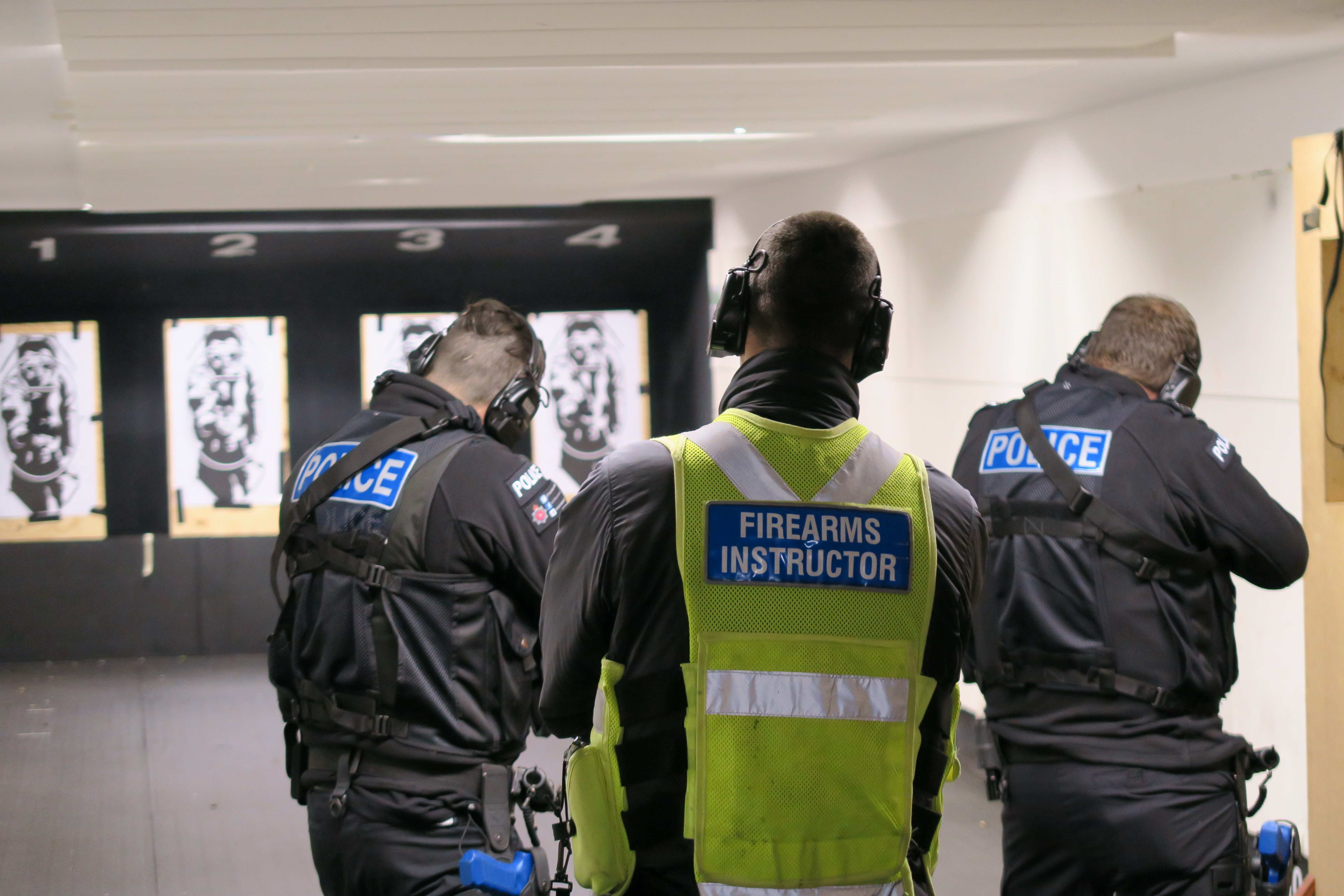 Police firearms capability essential due to 'dangerous and