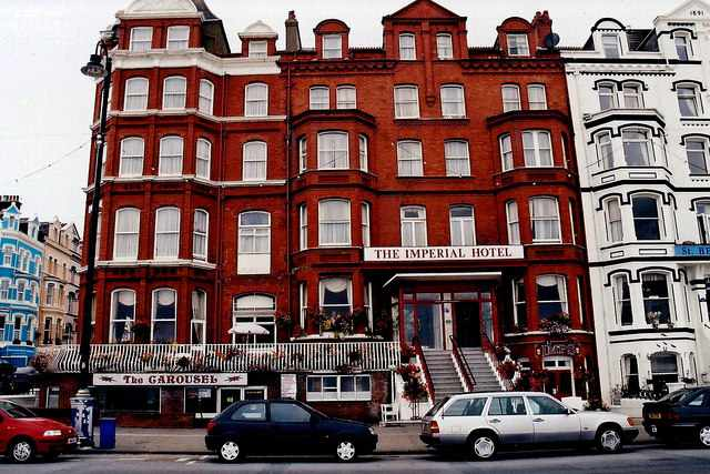 The Imperial Hotel In Douglas Is Set To Be Demolished