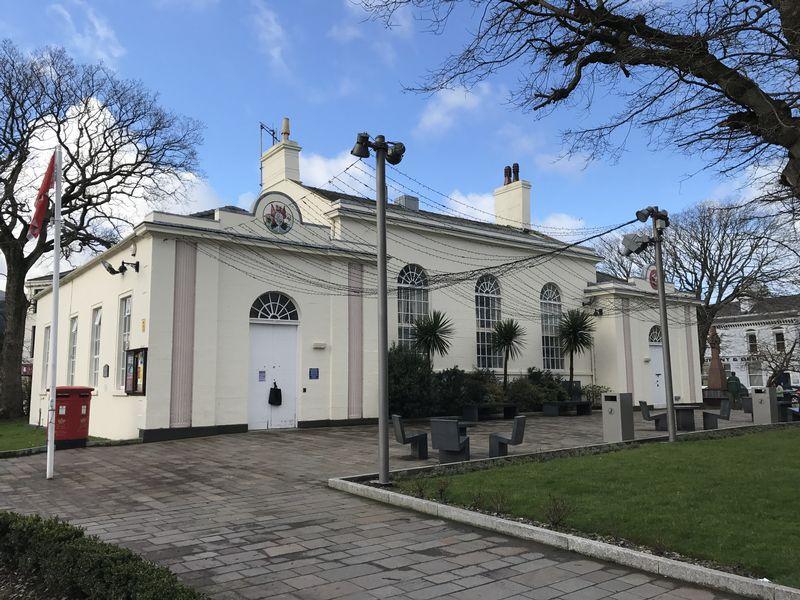 MHK praising use of Ramsey Courthouse