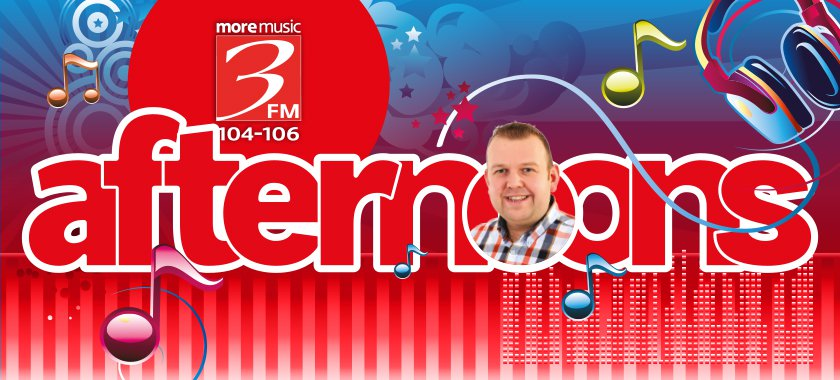 3FM Afternoons