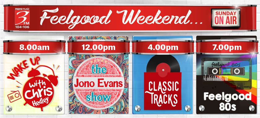 Sundays on 3FM