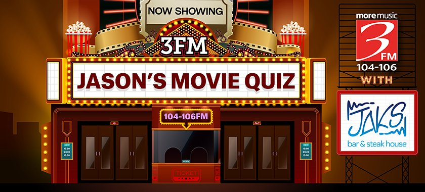Jason's Movie Quiz