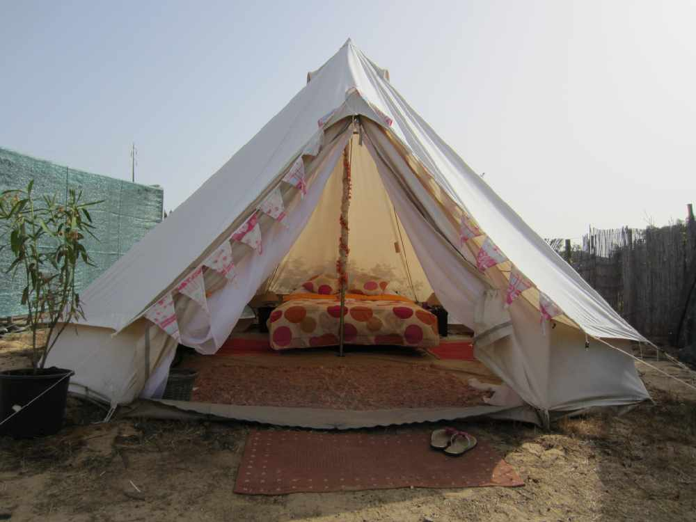 Glamping discussed within government