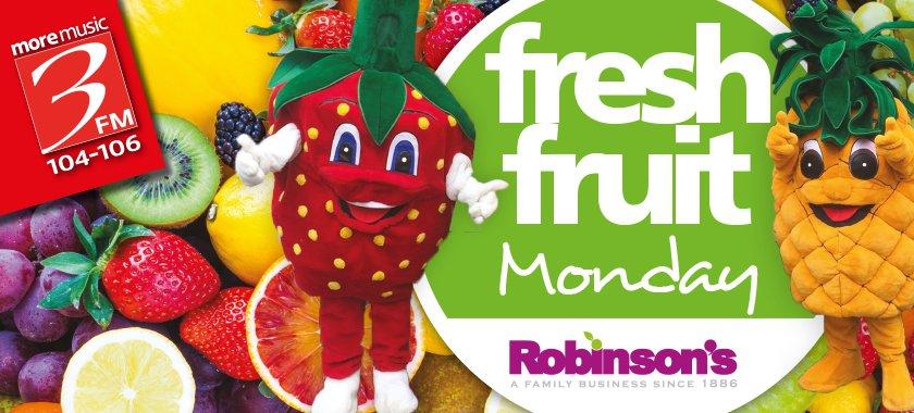 Fresh Fruit Monday