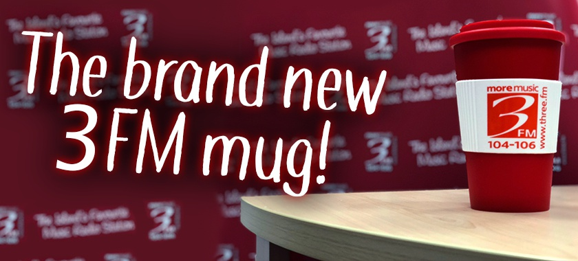 New 3FM Mug!