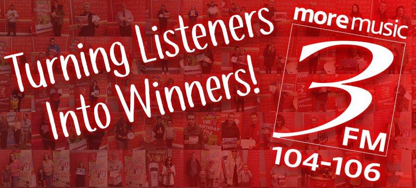 3FM Winners
