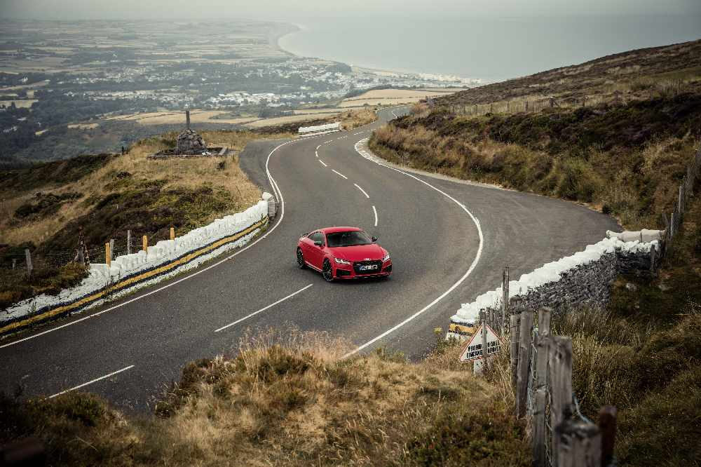 Watch Island Features In Audi Tt Launch Film 3fm Isle Of Man