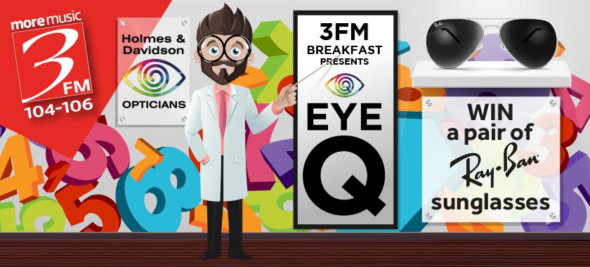 3FM's Eye-Q Test