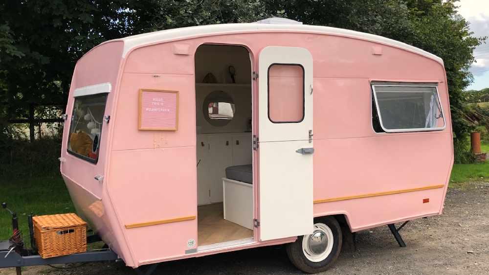 Watch glamper van from camper van to mobile beauty salon fm