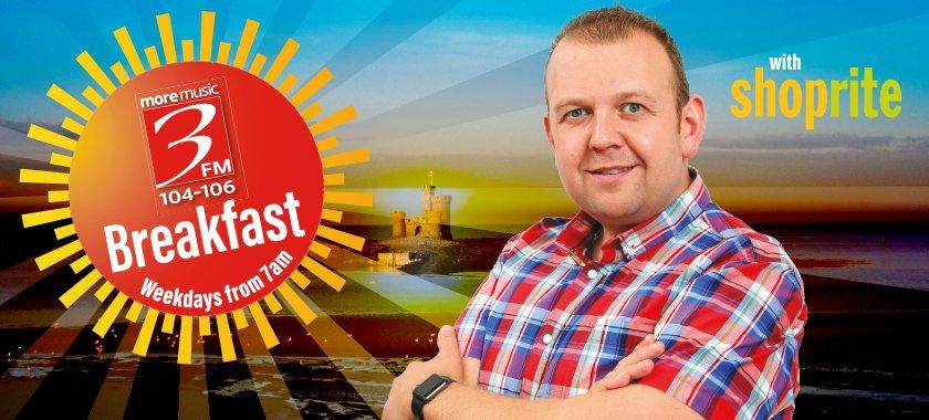 3FM Breakfast