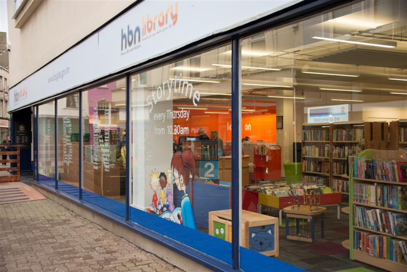 Henry Bloom Noble Library to scrap membership fees - 3FM
