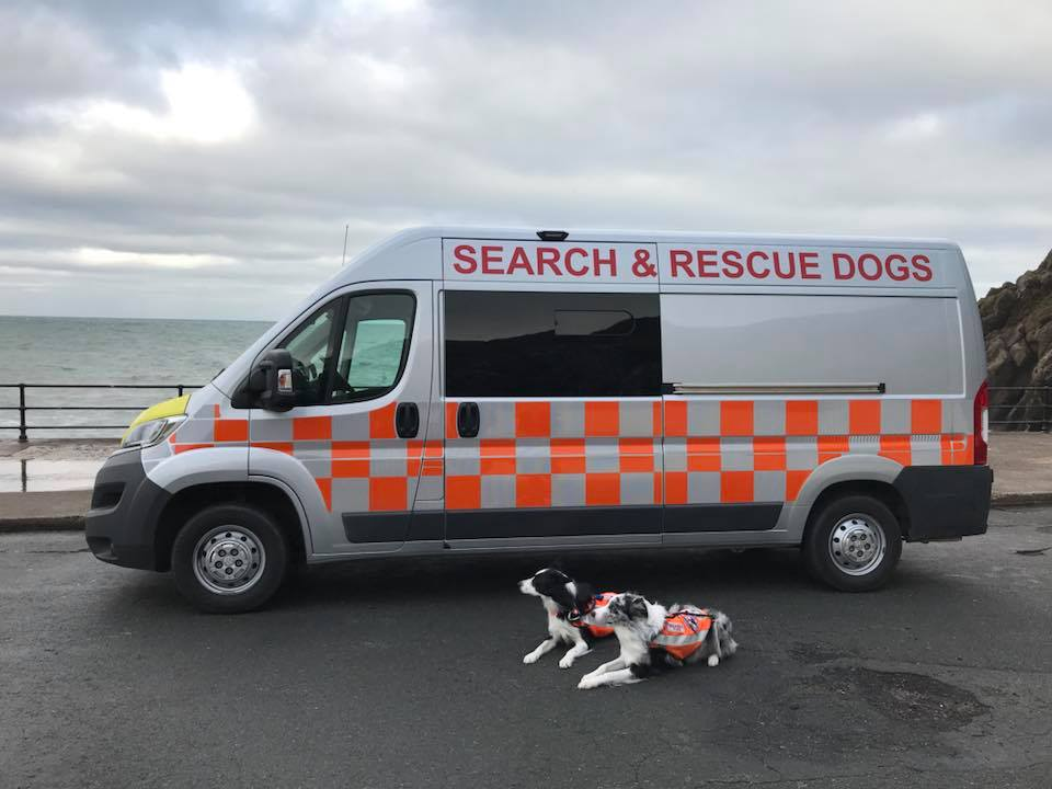 New vehicle to boost Search and Rescue Dog teams - 3FM Isle