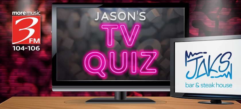 Jason's TV Quiz