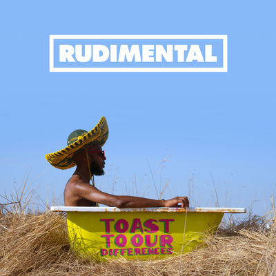 Rudimental ft Ray BLK & Stefflon Don - Scared Of Love
