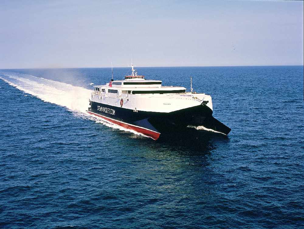 Manannan returns to service this week - 3FM Isle of Man