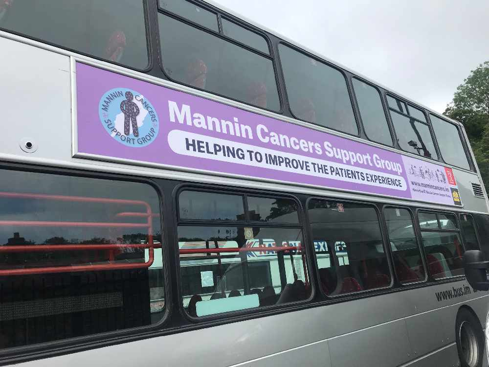 Buses to spread the word of charity - 3FM Isle of Man