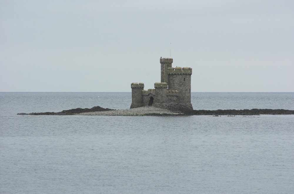 Coastguards deal with Tower of Refuge incidents
