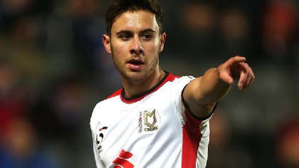 George Baldock moves to Sheffield United from MK Dons