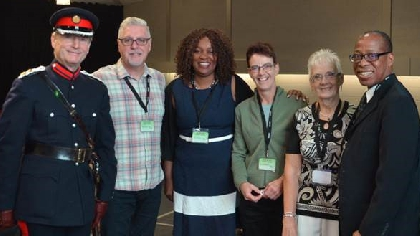Milton Keynes Food Bank Granted Prestigious Queens Award