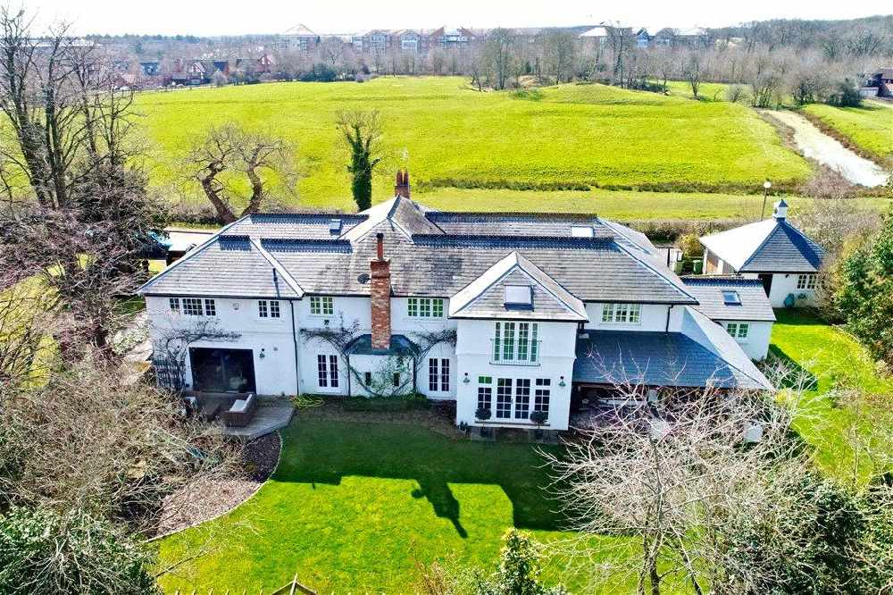These Are The Three Most Expensive Houses For Sale This Week In Milton Keynes