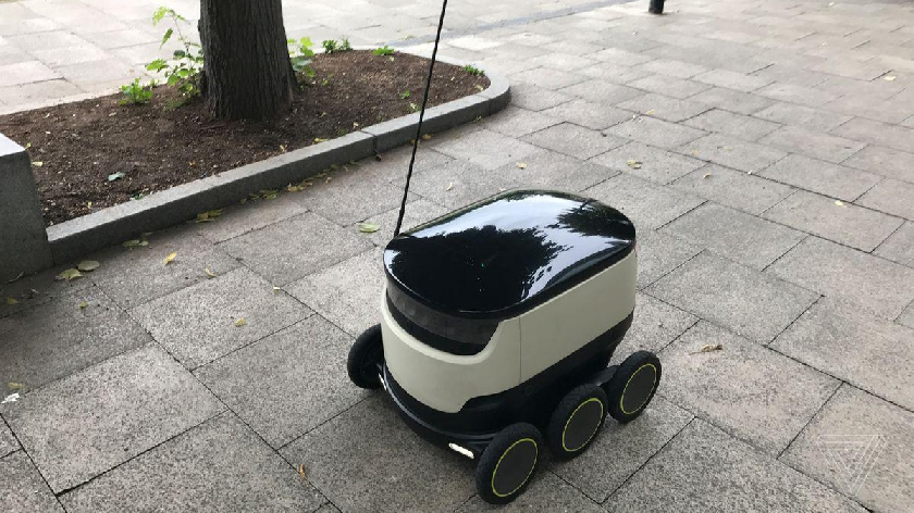 This is how you can get the self driving pods in Milton