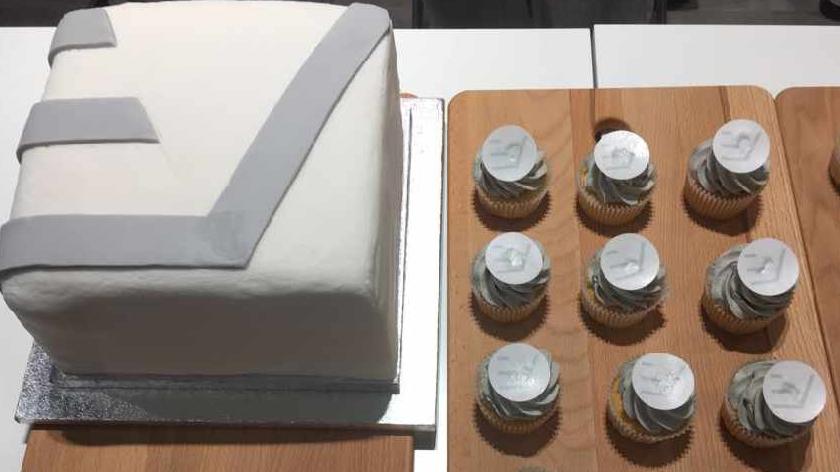 EV cake