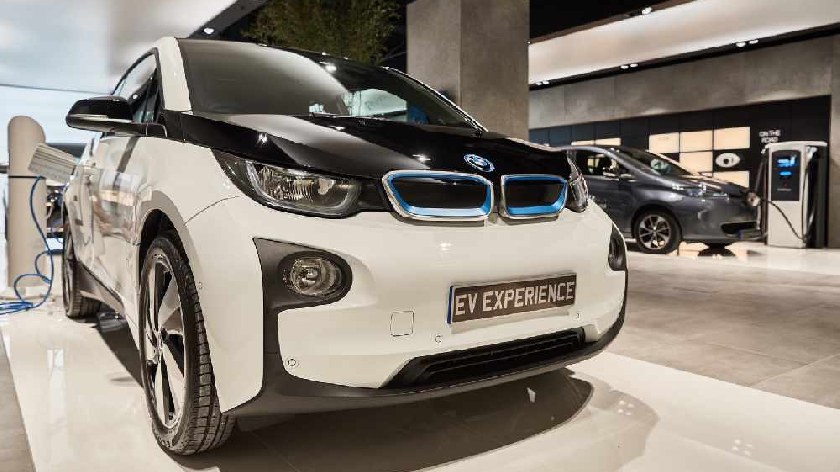 BMW i3 Promo Photo