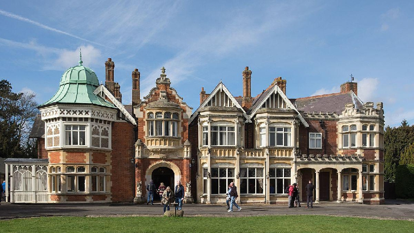 Bletchley Park To Reopen To The Public On Saturday Mkfm 106 3fm Radio Made In Milton Keynes