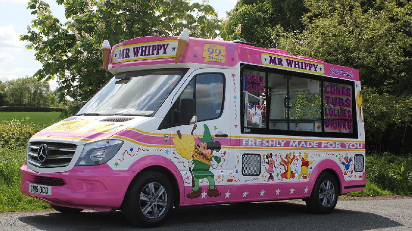 120689c730 Ice cream and other fast food vans could be banned from selling their  products within 250 metres of any school in Milton Keynes.