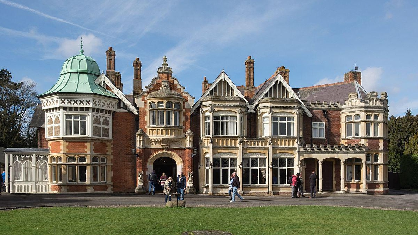 Facebook makes GBP 1 million donation to Bletchley Park
