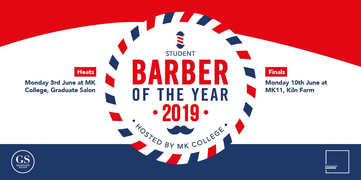 Milton Keynes College Barber of the Year 2019 - MKFM 106 3FM - Radio