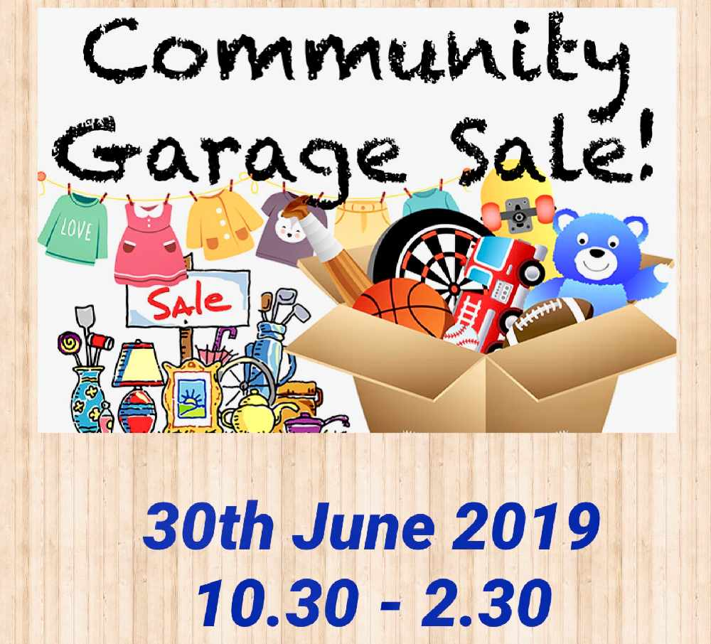 Monkston Community Garage Sale Mkfm 106 3fm Radio Made In Milton