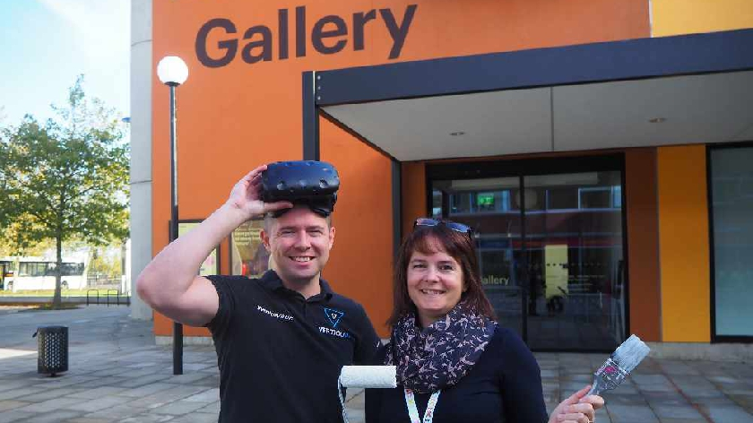 MK Gallery launches search for MK Young Painter - MKFM
