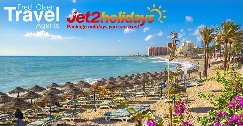 Costal Del Sol Fred. Olsen Travel Agents Jet2holidays