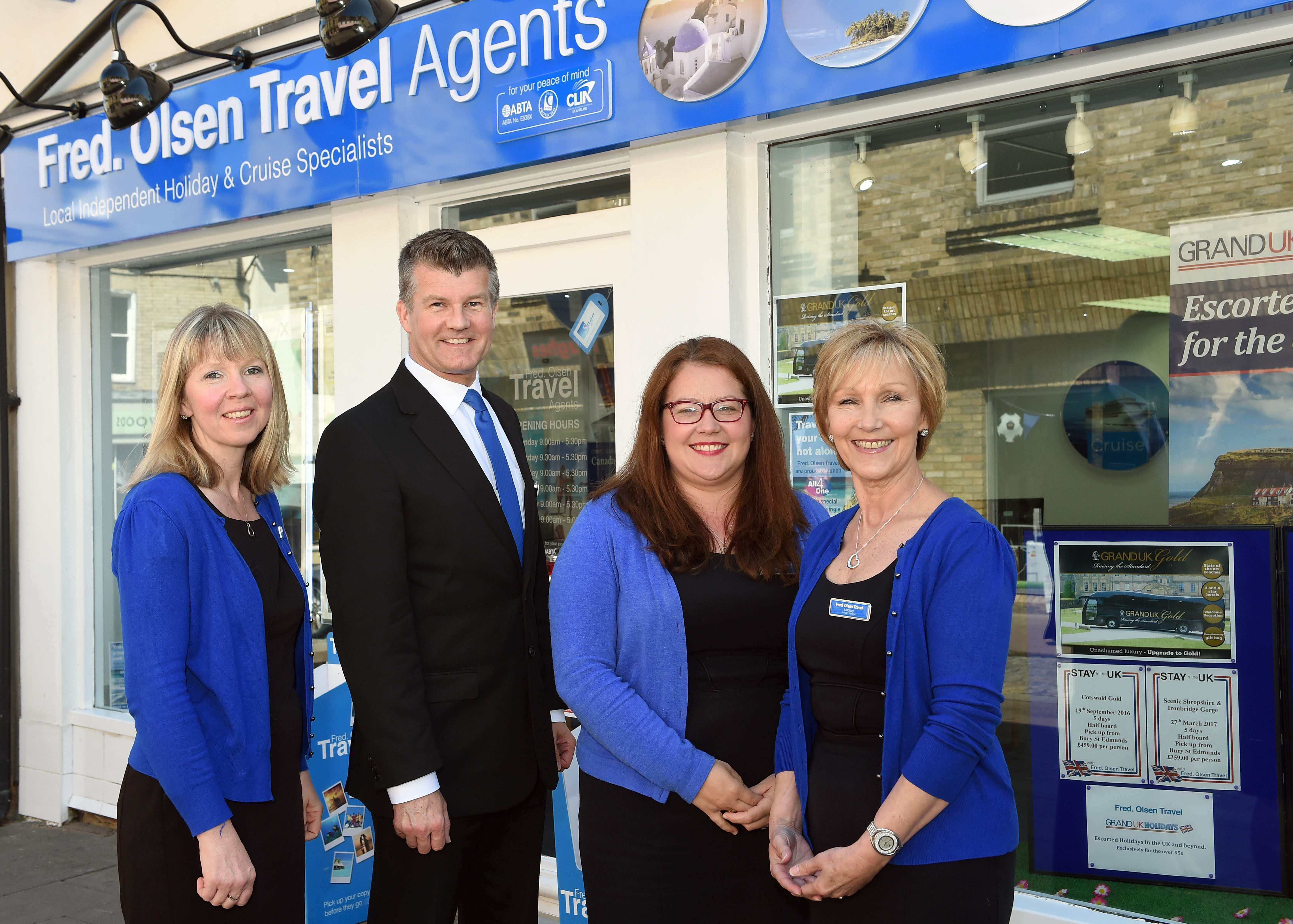 Fred Olson Travel Agency