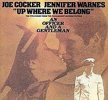 Joe Cocker + Jennifer Warnes - Up Where We Belong