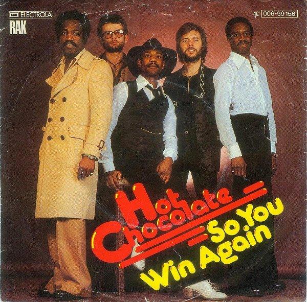 Hot Chocolate - So You Win Again