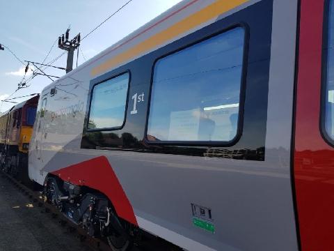 new trains first class