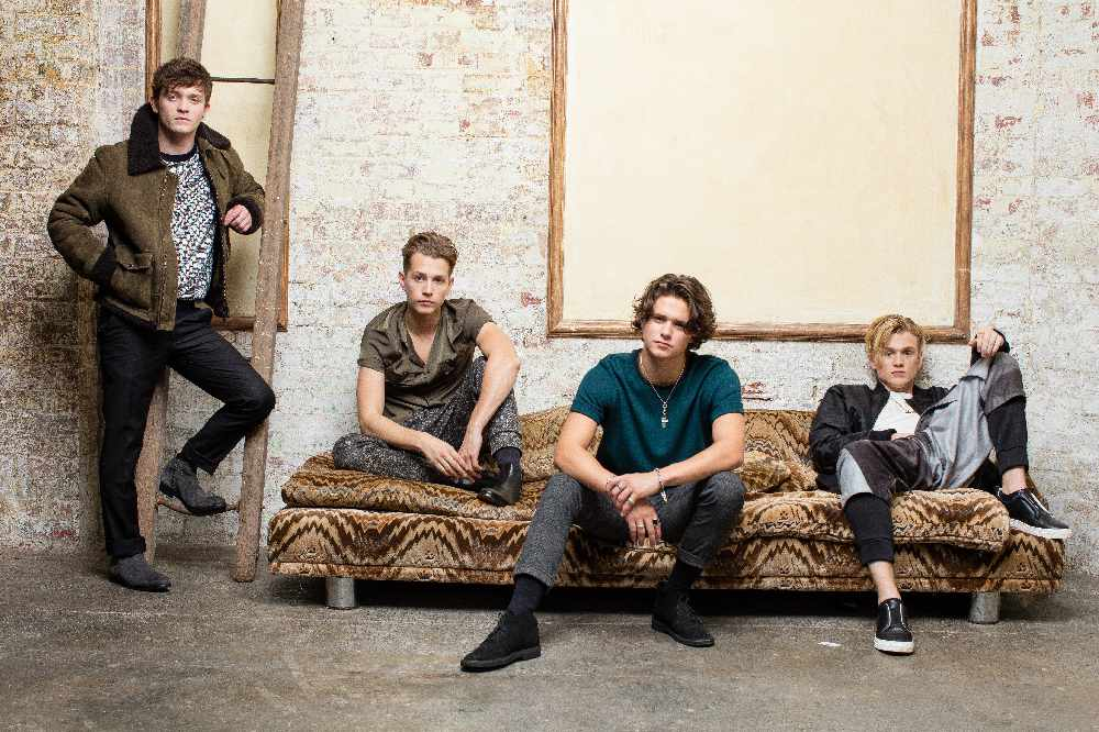The Vamps headlining Summer Saturday Live at Newmarket