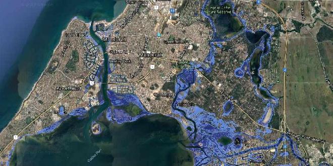 Parts Of Mandurah Rockingham Bunbury Perth Under Threat From