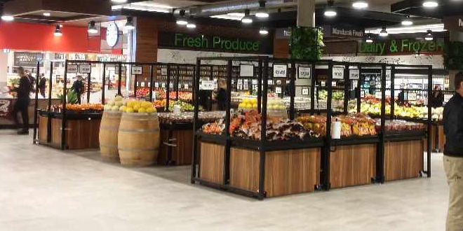 mandurah forum fresh food market