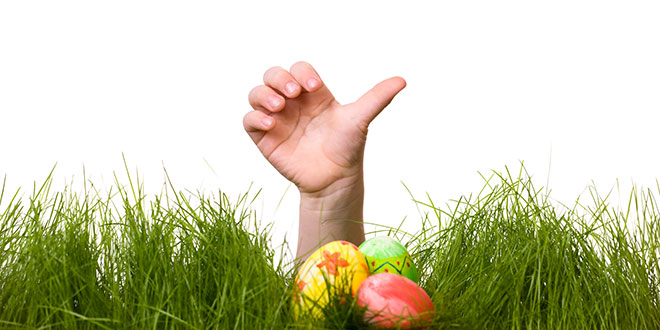 Popular Easter egg hunt cancelled in Keswick