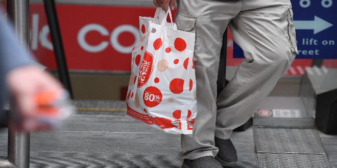 Australia's Coles backtracking on bag ban