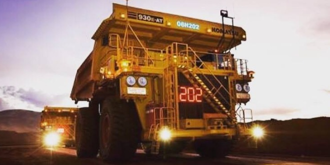 Rio Tinto: rolling out the world's first fully driverless ... |Rio Tinto Mine Truck Wrecks