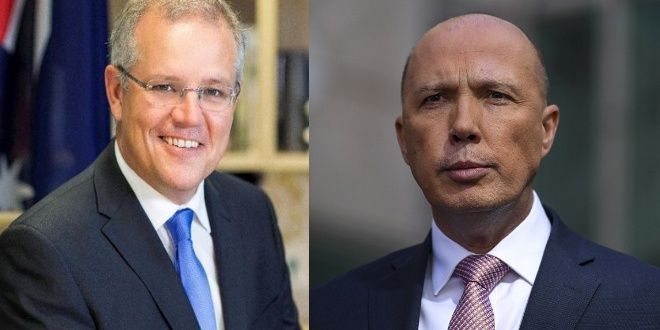 The moment Malcolm Turnbull killed off Peter Dutton's bid to become PM