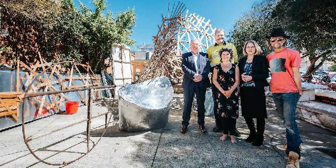 Castaways Sculpture Awards set for Rockingham Foreshore